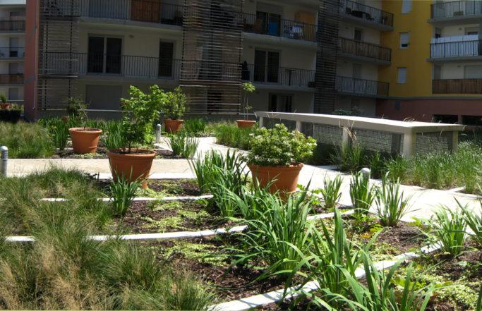 Jardins sériels