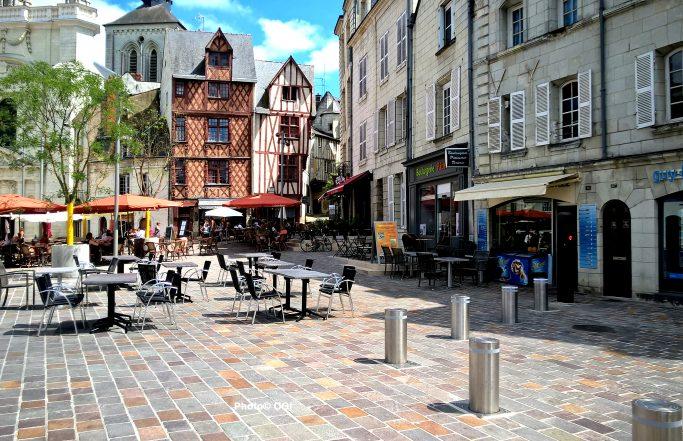 Saumur retrouve la Loire