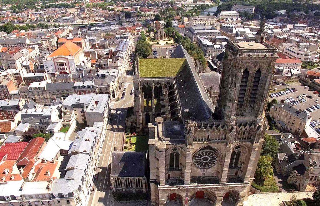 Centre-ville de Soissons – Agence Babylone