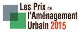 prix amenagement urbain 2015