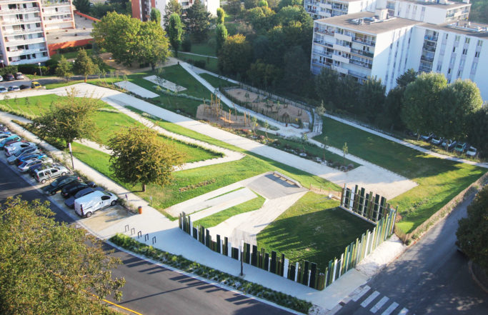 Parc de la Côte verte