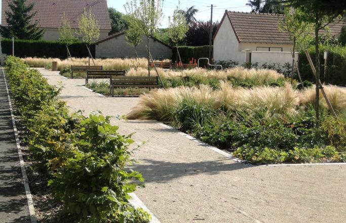 Jardins pilotes